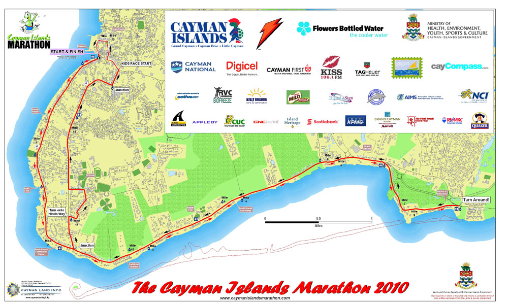 Living in Grand Cayman Cayman Islands Marathon