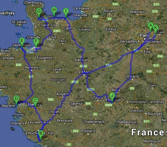 map.france